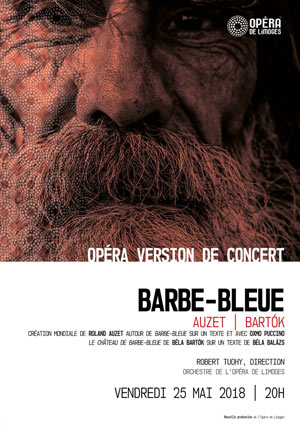 BARBE-BLEUE GRAND THEATRE opéra