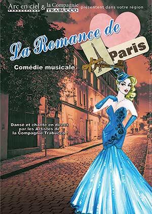 Plus d'infos sur l'évènement LA ROMANCE DE PARIS