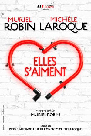 ELLES S'AIMENT Le Corum one man/woman show
