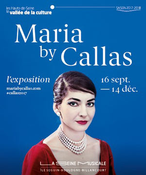 MARIA BY CALLAS, L'EXPOSITION