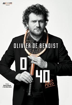 Plus d'infos sur l'évènement OLIVIER DE BENOIST