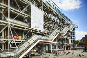 BILLET MUSEE & EXPOSITIONS The Centre Pompidou exposition