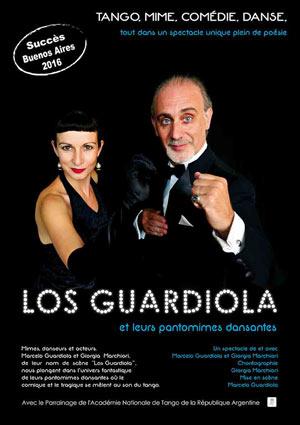 LOS GUARDIOLA Théâtre Essaion de Paris pièce de théâtre musical