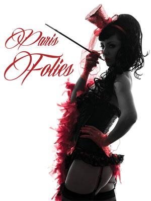 PARIS FOLIES CASINO RUHL revue, cabaret