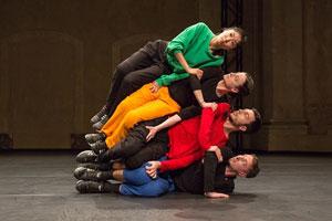 TETRIS SALLE LE GALET spectacle de danse contemporaine