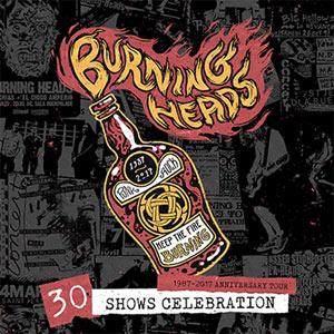 BURNING HEADS -30 ANS! +  LE PEUPLE Centre Culturel Oecuménique concert de rock