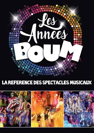 Plus d'infos sur l'évènement LES ANNEES BOUM - A PLEIN TUBES