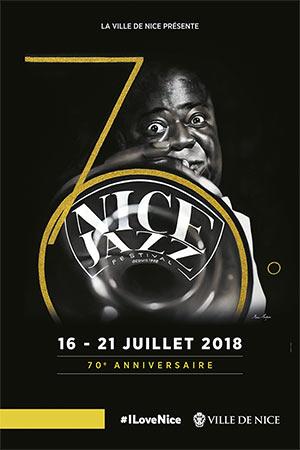 NICE JAZZ FESTIVAL Place Masséna concert de jazz