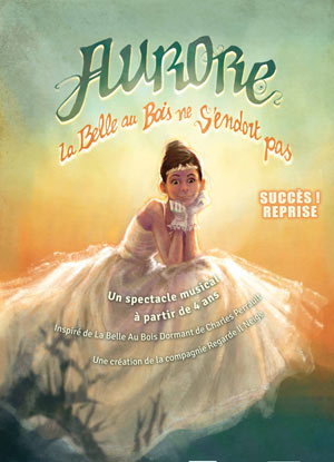 AURORE Théâtre Essaion de Paris pièce de théâtre pour enfant