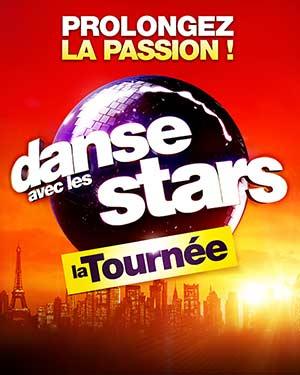 DANSE AVEC LES STARS - LA TOURNEE ZENITH DE STRASBOURG ZENITH EUROPE spectacle de danse