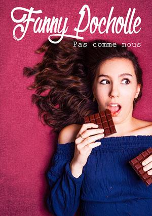 FANNY POCHOLLE LA CIE DU CAFE-THEATRE-PETITE SALLE one man/woman show