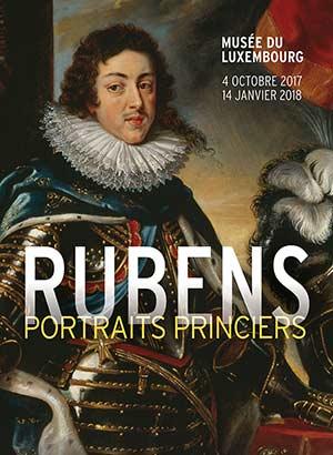 RUBENS / ENTRÉE SIMPLE Musée du luxembourg exposition