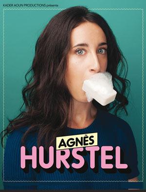 AGNES HURSTEL LA COMEDIE DE TOULOUSE one man/woman show
