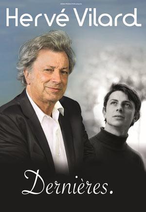 HERVE VILARD PALAIS DES CONGRES concert de chanson française