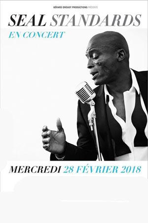 SEAL La Seine Musicale concert de jazz