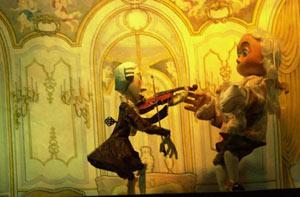 LA SYMPHONIE DES JOUETS THEATRE DE JEANNE pièce de théâtre pour enfant