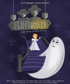 LE FANTOME DE CANTERVILLE Théâtre Essaion de Paris spectacle pour enfant
