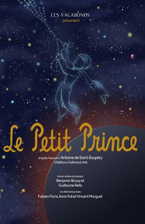 LE PETIT PRINCE Théâtre Essaion de Paris spectacle pour enfant