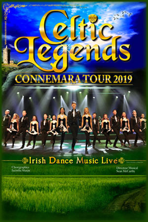 CELTIC LEGENDS ARKEA ARENA spectacle de danse traditionnelle