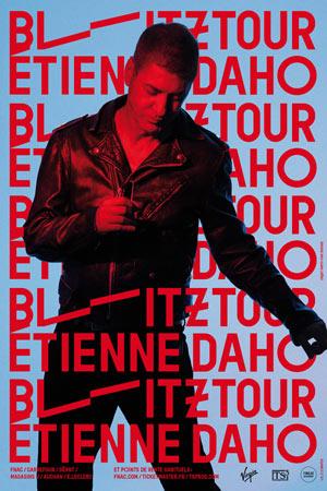 ETIENNE DAHO Théâtre Fémina concert de chanson française