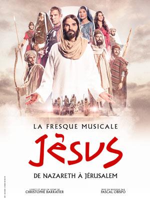 Plus d'infos sur l'évènement JESUS