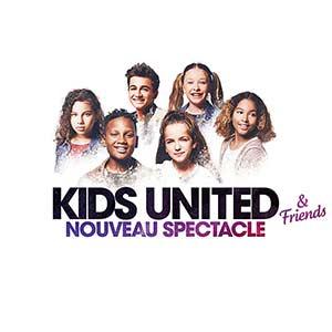 KIDS UNITED ZENITH AMIENS concert de chanson française