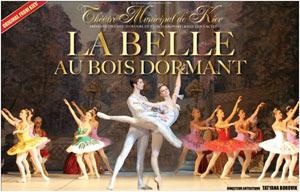 LA BELLE AU BOIS DORMANT Théâtre Sébastopol spectacle de danse classique