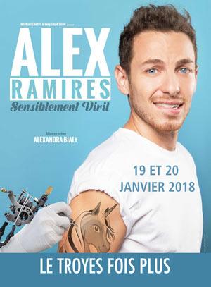 Plus d'infos sur l'évènement ALEX RAMIRES