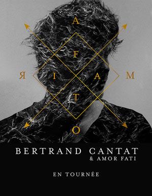 Plus d'infos sur l'évènement BERTRAND CANTAT & AMOR FATI