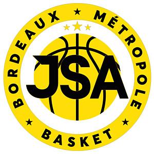 JSA BORDEAUX / SAINT-VALLIER Palais des Sports rencontre, compétition de basket