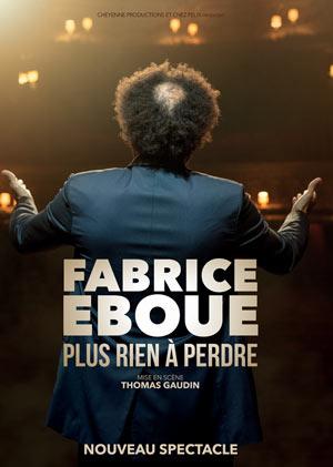 FABRICE EBOUE Casino Barrière de Toulouse one man/woman show