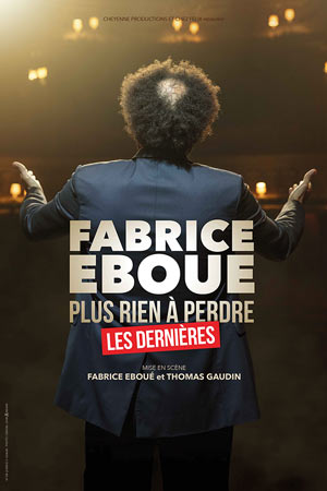 FABRICE EBOUE Le Corum one man/woman show