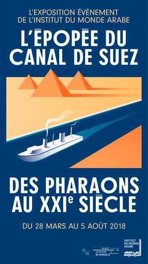 Plus d'infos sur l'évènement L'ÉPOPÉE DU CANAL DE SUEZ