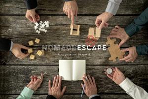 NOMADE ESCAPE GAME Centre Commercial Belle Epine activité, loisir