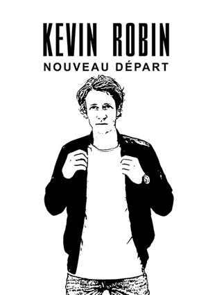 KEVIN ROBIN LA CIE DU CAFE-THEATRE-PETITE SALLE one man/woman show