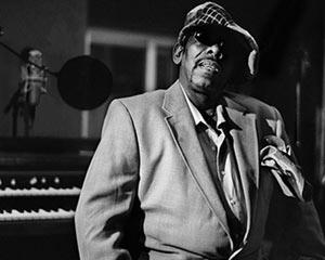 LUCKY PETERSON DUC DES LOMBARDS concert de jazz