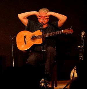 STEVE WARING / LES CHANTS DE MARS SOUS LE CAILLOU concert de chanson française