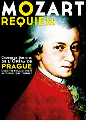 REQUIEM DE MOZART EGLISE ST-MICHEL DES LIONS concert de musique classique