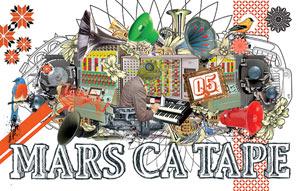 Plus d'infos sur l'évènement MARS CA TAPE #5