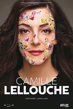 CAMILLE LELLOUCHE P.M.C. one man/woman show