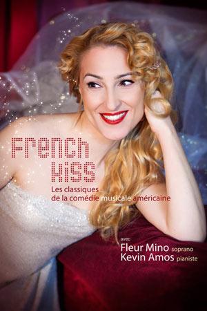 FRENCH KISS Théâtre Trévise pièce de théâtre musical