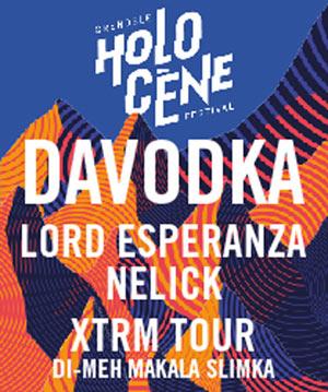 DAVODKA + LORD ESPERANZA +XTRM TOUR La Belle Electrique concert de rap hip-hop