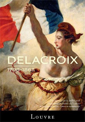 Plus d'infos sur l'évènement DELACROIX (1798-1863)