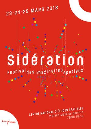 Plus d'infos sur l'évènement FESTIVAL SIDERATION 2018