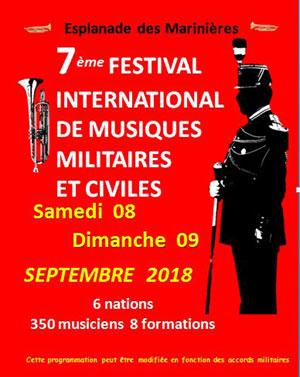 7EME FESTIVAL DE MUSIQUES SITE DES MARINIERES concert de musique d'Europe