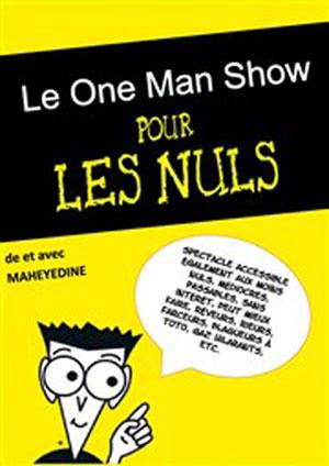 LE ONE MAN SHOW POUR LES NULS La Boite à Rire Lille one man/woman show