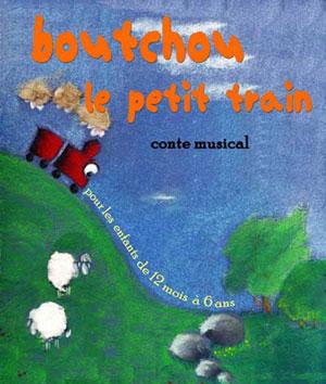 BOUTCHOU LE PETIT TRAIN Théâtre Essaion de Paris pièce de théâtre pour enfant