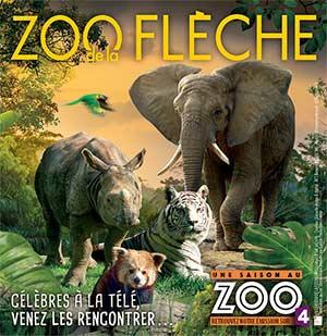 ZOO DE LA FLECHE PARC ZOOLOGIQUE visite de parc animalier