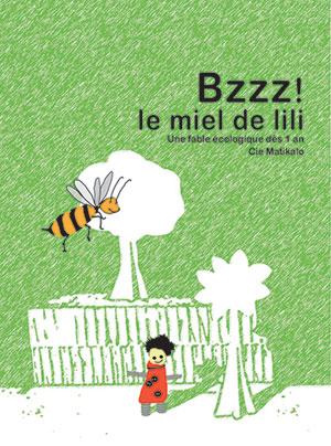 BZZZ ! LE MIEL DE LILI Théâtre Essaion de Paris spectacle pour enfant