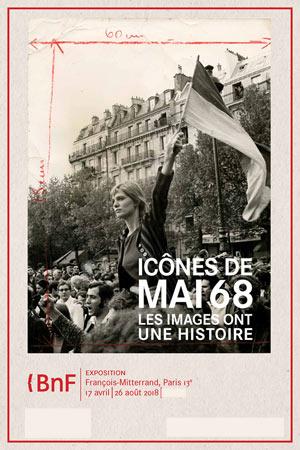 Plus d'infos sur l'évènement VISITE GUIDÉE ICÔNES DE MAI 68